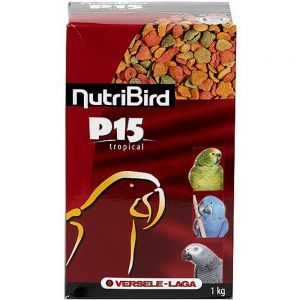 NutriBird P15 Tropical Maintenance Pellets 10kg
