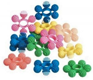 Mini Plastic Toy Making Stars PK10
