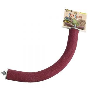 Pollys Cozy Corner Sanded Perch Medium