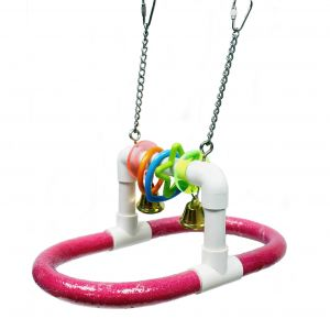Sandy Seesaw Bird Swing