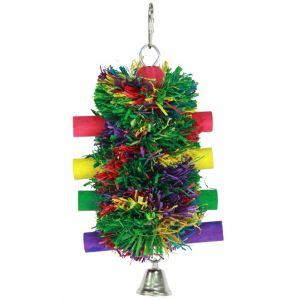 Bottlebrush Small Bird Toy