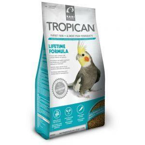 Hagen Hari Tropican Cockatiel & Small Parrot Granules 820g