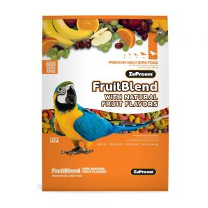 ZUPREEM FRUITBLEND LARGE BIRD PELLET FOOD 12lb