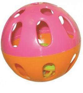 Ball In A Ball Bird Foot Toy