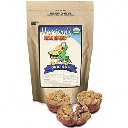 Harrison`s Bird Bread Mix - Original - Organic Parrot Treat 255g