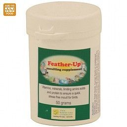 Feather Up Moulting Powder 100g