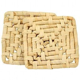 Natural Maize Mat - Pack of 2