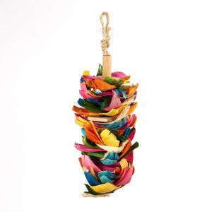 Silk Cascade Large Shreddable Bird Toy