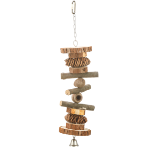 Forest Swinger Natural Bird Toy