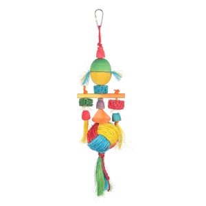 Gypsy Queen Medium Bird Toy