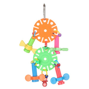Nuts N Cogs Small Bird Toy
