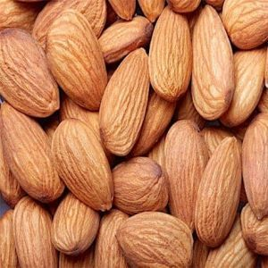 Unshelled Raw Almonds 1kg  Human Grade Bird Treat