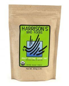 Harrison`s Adult Lifetime Superine Organic Parrot Food 1.36kg