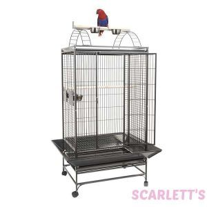 Rainforest Barcelona Medium Bird Play Top Cage