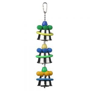 Dingaling Bird Bell Toy