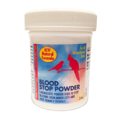 Blood Stop Powder Natural 5oz