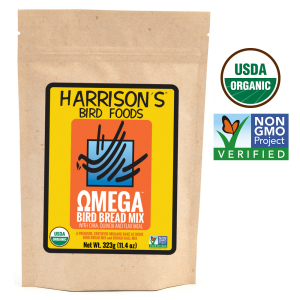 Harrison`s Omega Bird Bread Mix 323g