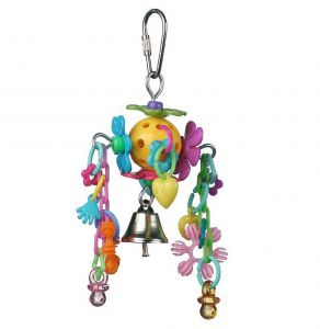 Birdie Boquet Small Bird Toy