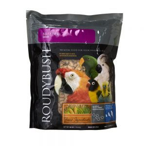 Roudybush Breeder Medium Bird Pellet 44oz