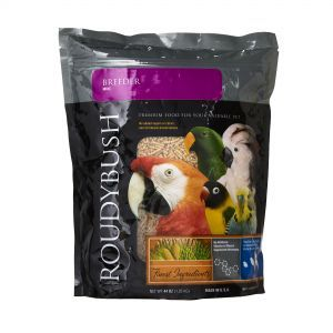 Roudybush Breeder Bird Food Mini 25lb