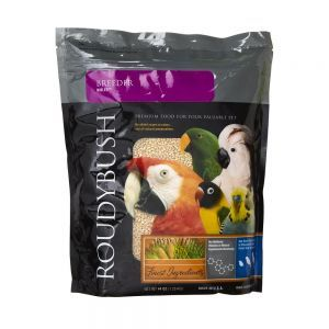 Roudybush Breeder Bird Food Nibble 25lb