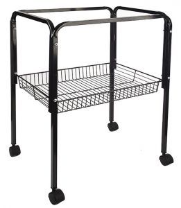 C1 Cage Stand Black