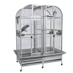 Rainforest Castello I Double Bird Cage