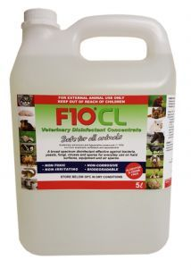 F10 Avian CL Concentrate Sanitiser 5L