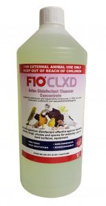 F10 Avian CLXD  Concentrate Cleaner Disinfectant 1 Litre