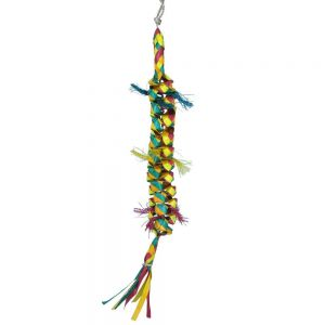 Corn Weave Medium Parrot Toy
