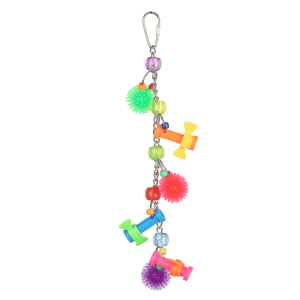 Porcupine Bolts Small Bird Toy