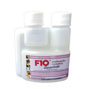 F10 Antiseptic Nebulising Solution & Wound Treatment 100ml