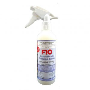 F10 Insecticide Surface Spray Fly Repellant 500ml
