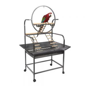 Rainforest Play Tower Large Parrot Stand