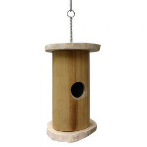 Hidden Treat Bird Foraging Toy