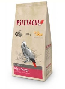 Psittacus High Energy Maintenance Pellet 800G
