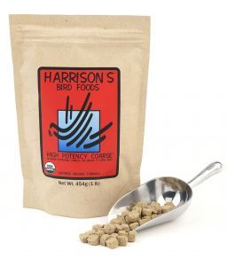 Harrison`s High Potency Coarse-Complete Organic Parrot Food 2.26kg
