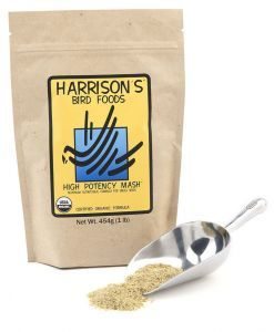 Harrison`s High Potency Mash - Organic Bird Food 453g
