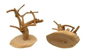 Mini Java Tabletop Tree -Extra Small