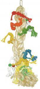 Paradise Preener Small Rope Bird Toy