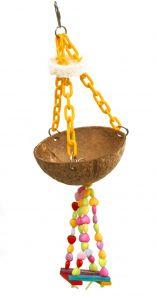The Cauldron Small Bird Foraging Toy