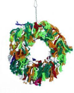 Pandoras Ring Rope Bird Toy