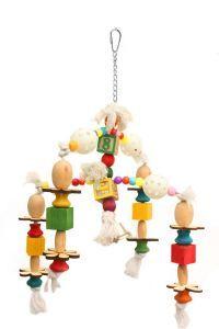 Dolly Blocks Small Bird Toy