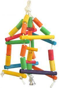 Climbing Cube - Small Bird Toy