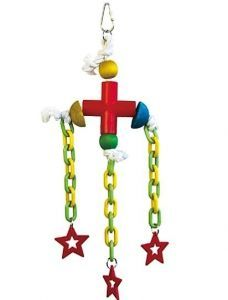 Star Links Medium Bird Plastic Toy