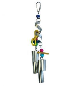 Twist N Chime Medium Bird Chime Toy
