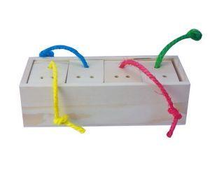 Puzzle Drawers Medium Bird Puzzle Foraging Toy