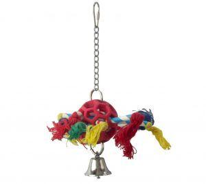 Hol ee Preener - Small Bird Foraging Toy