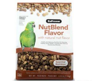 Zupreem NutBlend Bird Pellet Food 3.25lb