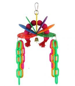 Christmas Decoration Bird Toy